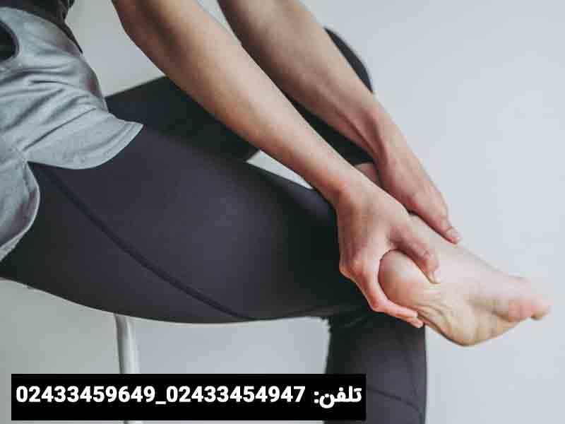 راه های درمان درد پاشنه پا